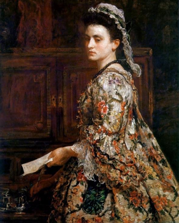 Millais, Vanessa, 1868