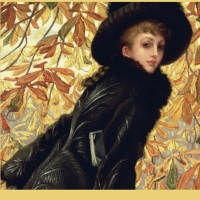 James Tissot's Model and Muse, Kathleen Newton